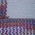 Jennys scarf, detail