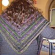 Archive Shawl II - Heather