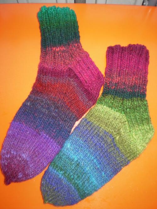 Kureyon socks