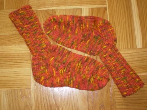 herbstmelodie socks