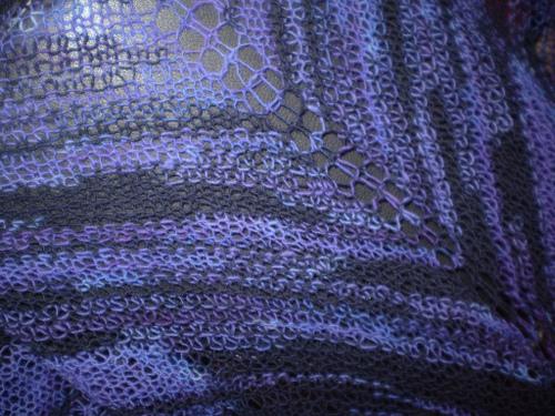 Färgkraft shawl